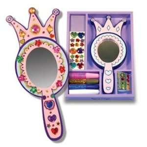 Decorate Your Own Princess Mirror by Melissa & Doug Toys Toys & Games