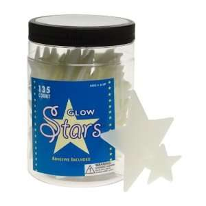 Jar Of Glow In The Dark Stars (Quantity2) Everything