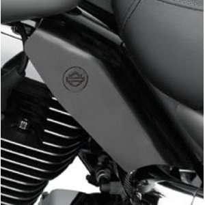 Harley Davidson Mid Frame Air Deflectors Touring BLACK