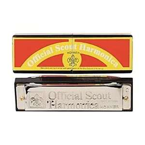 Hohner Official Scout Harmonica Musical Instruments