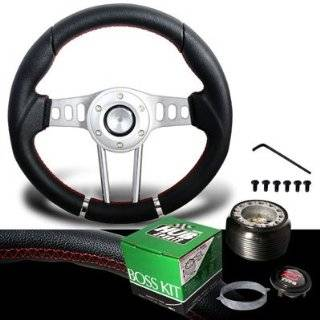 1989 1991 Honda CRX Battle Style Steering Wheel with Hub