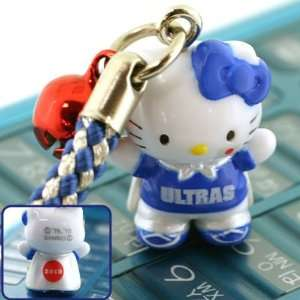 Sanrio Hello Kitty x ULTRAS Netsuke Cell Phone Strap
