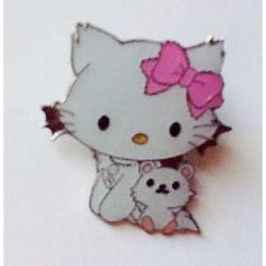 Hello Kitty Charmmy the Cat Metal Pin ~