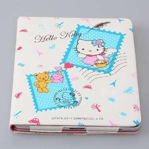 HELLO KITTY BLUE STAMP IPAD2&3 CASE.