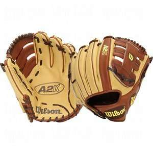 Wilson A2KG4CW 11.5 Baseball Glove: Sports & Outdoors