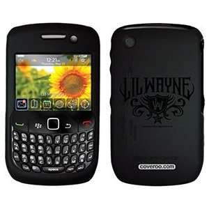 Lil Wayne Emblem on PureGear Case for BlackBerry Curve