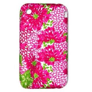 Lilly Pulitzer White Zin iPhone Cell Mobile Phone Cover