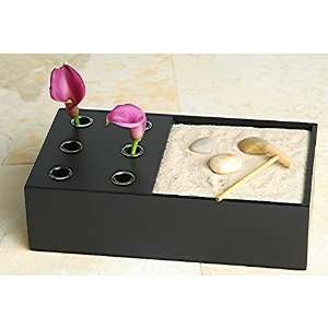 Zen Garden Flower Holder