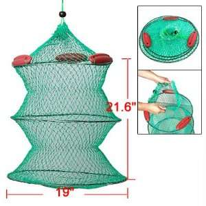 Green Knot Boat Fishing Live Bait Keep Net Sports & Outdoors