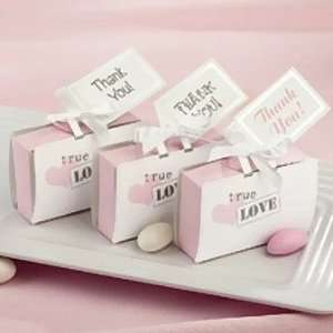 36 Wilton Love Suitcase Shower Wedding Favor Boxes