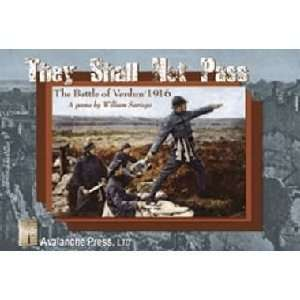 They Shall Not Pass Toys & Games