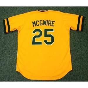 Oakland Athletics Majestic Cooperstown Throwback Baseball Jersey