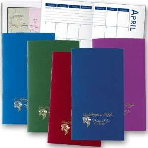 Custom Printed Summit Monthly Calendar in Assorted Colors