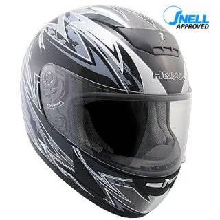 DOT SNELL Topgear Stalker Motorcycle Helmet Full Face: Everything Else