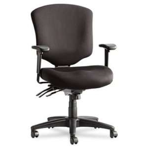 Wrigley Pro Series Mid Back Multifunction Chair, Sidestep