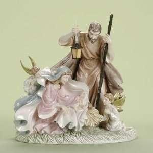New   Heavenly Inspirations Nativity Scene Christmas Figurine #41854