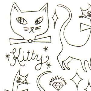 Embroidery Patterns: Cat A Rama: Arts, Crafts & Sewing