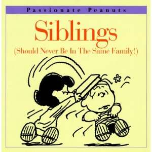 Family (Passionate Peanuts) (9780067574492): Charles M. Schulz: Books