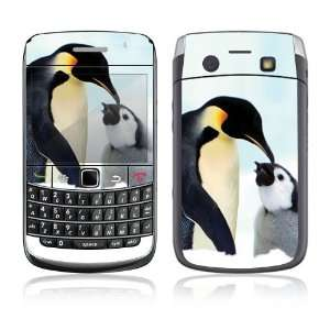 Happy Penguin Decorative Skin Cover Decal Sticker for