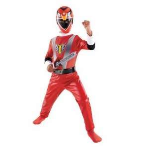 POWER RANGER RED 4 6 Classic Toys & Games