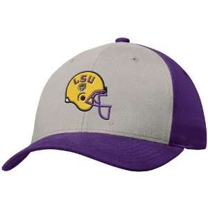Nike LSU Tigers Purple Helmet Campus Hat