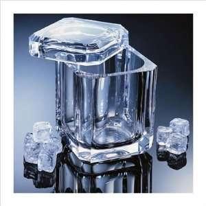 Grainware by William Bounds 6.5x9.5 in. Regal Swivel Top Ice Bucket