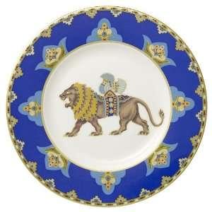 Villeroy & Boch Samarkand Cobalt Blue Salad Plate Lion
