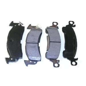 Prime Choice Auto Parts SMK52 Premium New Semi Metallic Front Brake