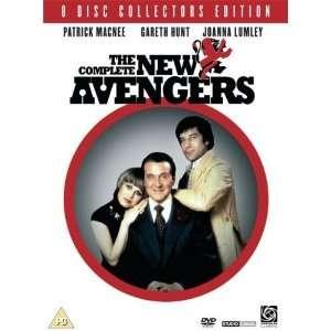 Complete Series   8 DVD Box Set ( Chapeau melon et bottes de
