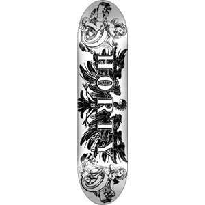 Shortys   Angels Skateboard Deck (7.75):  Sports