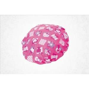 Hello Kitty Shower Cap Mosaic   Kids Toys & Games