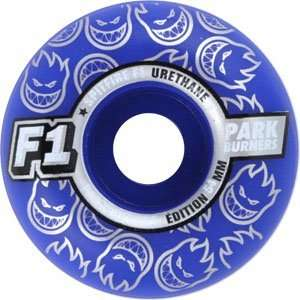 F1pb Royal Blue 56mm Skateboard Wheels (Set Of 4)