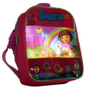 Backpack ~ Nickelodeon Girls Toddler Small School Bag Pink Lets Count