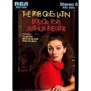 Arthur Fiedler and the Boston Pops (8 Track Tape)