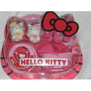 Japanese Sanrio Hello Kitty Mini Play Set Baby with