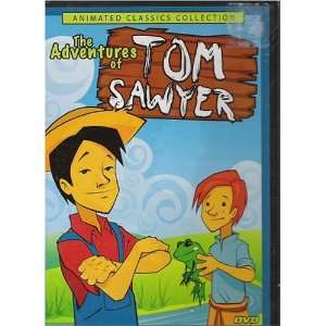 Tom Sawyer   Animated DVD