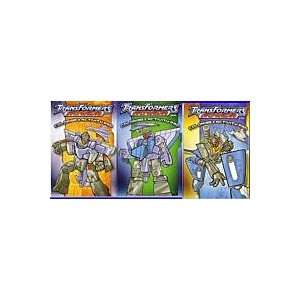 Transformers Armada Coloring and Activity Pad