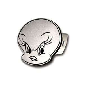 Hitch Plug Cover   Warner Brother Looney Tunes Tweety Bird Automotive