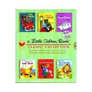 Golden Book Boxed Set Classic Collection (Hardcover) Golden Books