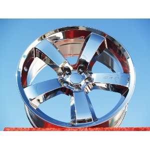 SRT8 Set of 4 genuine factory 20inch chrome wheels Automotive