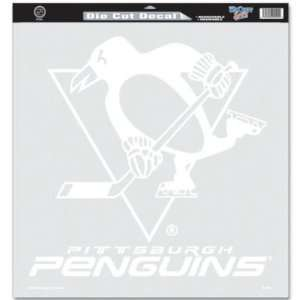 Wincraft Pittsburgh Penguins 18x18 Die Cut Decal