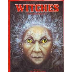 Witches (9780883655757) Colin Wilson, Una Woodruff Books