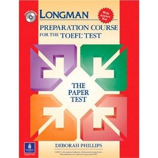 TOEFL Test The Paper Test (Student Book with Answer Key and CD ROM