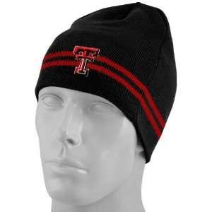 Nike Texas Tech Red Raiders Black Fourth and Long Knit Beanie
