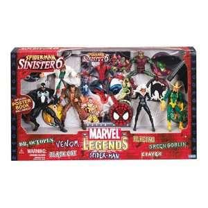 Marvel Legends Action Figure Boxed Set SpiderMan vs. The
