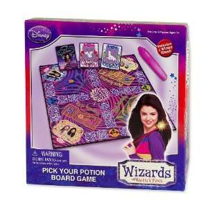 Cardinal Wizards of Waverly Place Pick Your Potion  Toys & Games