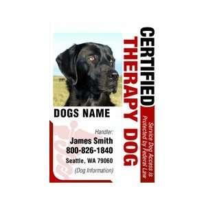 Badge Bundle   1 Handlers Custom ID Badge   1 Dogs Custom ID Badge