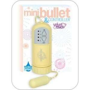Mini bullet controller yellow: Health & Personal Care