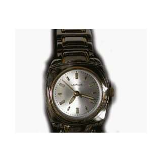LR0738 Stainless Steel Two  Tone Ladies Watch