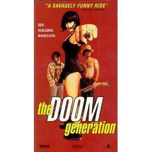 The Doom Generation (EP version) [VHS] (1995)